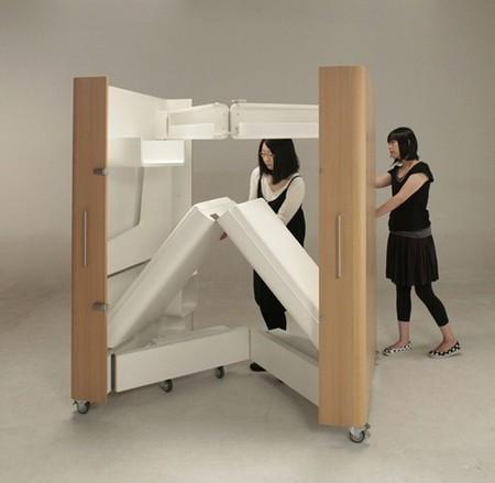 Мебель Kenchikukagu – в духе японского минимализма — фото 10