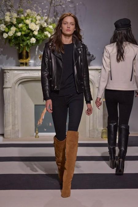 H&M выходит на подиумы – коллекция осень-зима 2013-2014 — фото 19