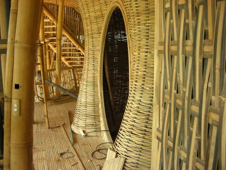 Бамбуковый оазис - Green Village на острове Бали — фото 18