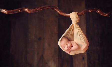 Спящие крохи – модели фотографа Трейси Рейвер (Tracy Raver) — фото 8
