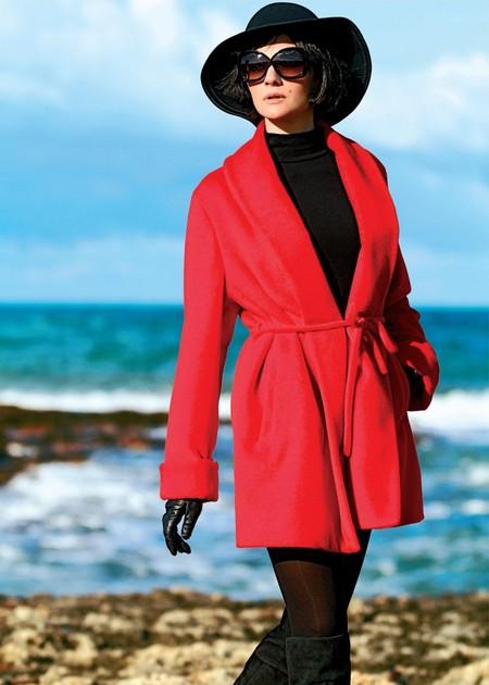 Пальто от Manuela Conti – для уютной и красивой осени — фото 12