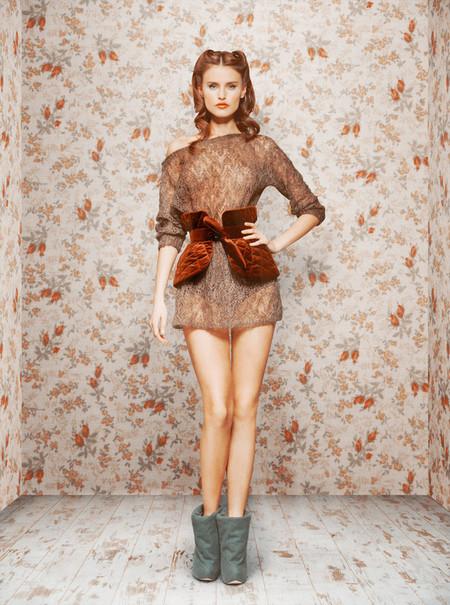 Ретро-осень – коллекция Ульяны Сергеенко — фото 30