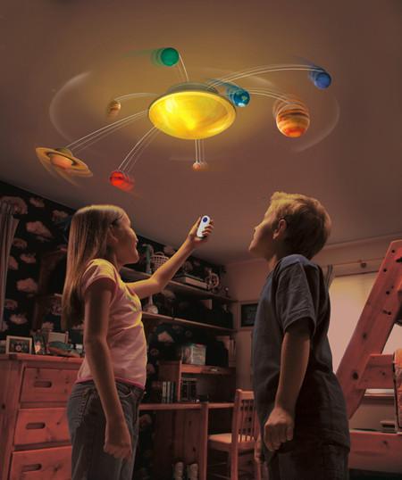 Solar System In My Room — Солнечная система в моей комнате
