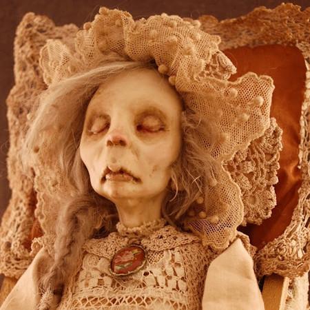 Зомби, монстры, вампиры и прочие куклы Камиллы Млынарчик — фото 2