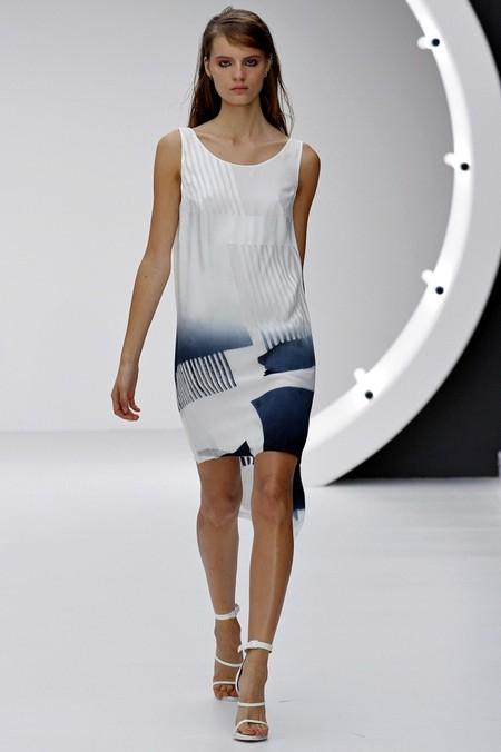 Коллекция Topshop весна-лето 2013 – мода из Британии — фото 23