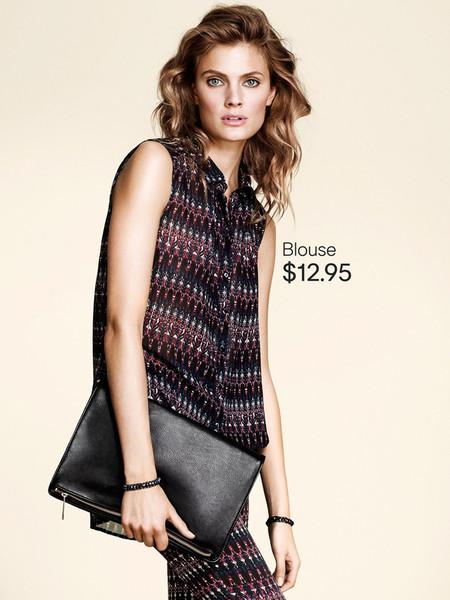 Свежий стайлбук от H&M – милая весенняя коллекция 2013 — фото 3