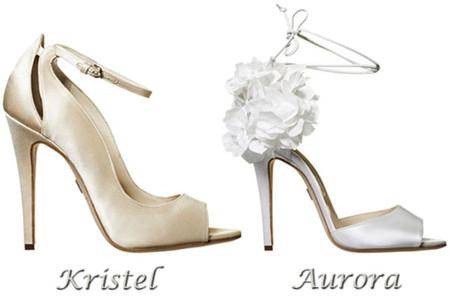 Брайан Этвуд недавно запустил линейку свадебной обуви — 13 сказочных пар, у каждой — свое имя