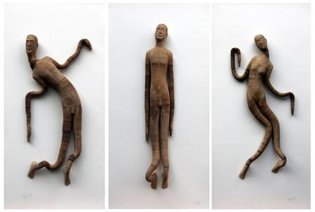 Гибкие скульптуры от Li Hongbo — фото 2
