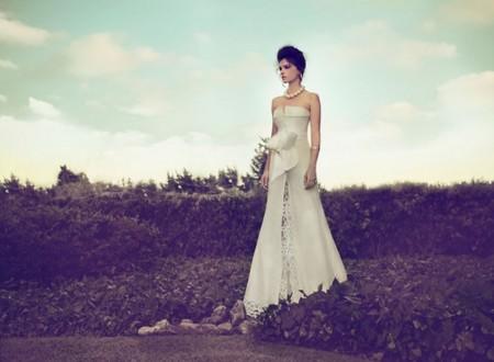 Свадебная коллекция Zahavit Tshuba – если хочется нежное и необычное платье — фото 28