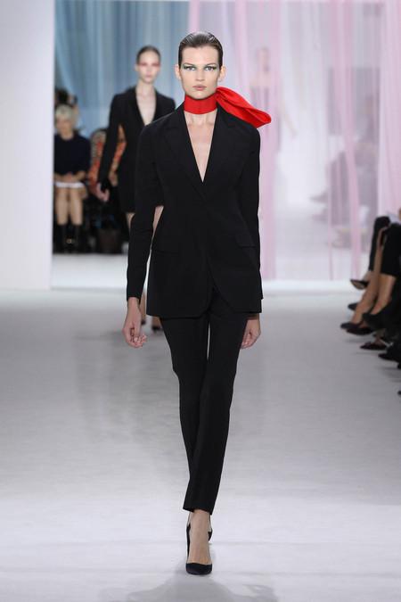 Женская коллекция Dior весна-лето 2013 — фото 3