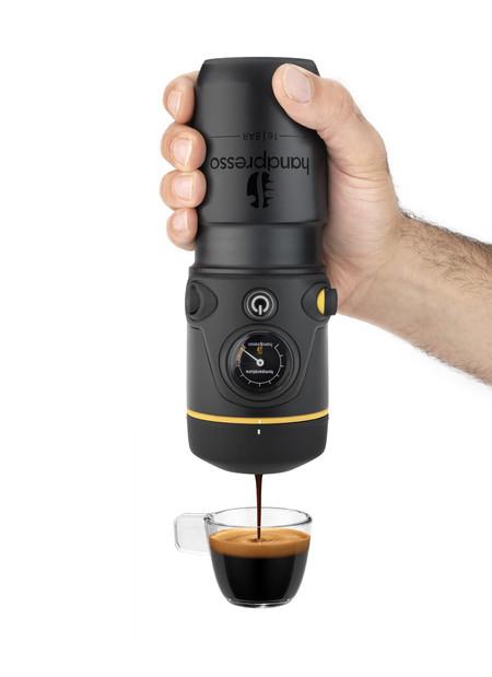 Свежий кофе за рулем – при помощи Нandpresso auto E.S.E — фото 6