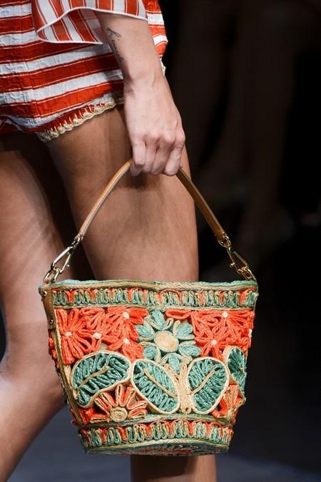 Сицилия от Dolce & Gabbana - женская коллекция весна-лето 2013 — фото 45