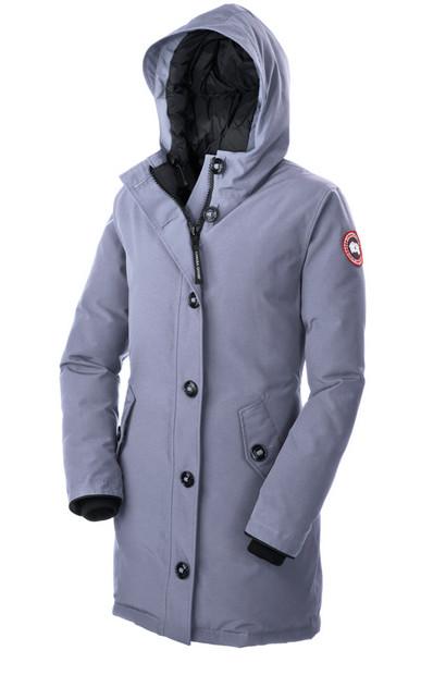 Женская коллекция от Canada Goose зима 2013 – самая теплая мода — фото 16