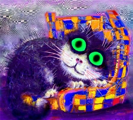 Коты и кошки Бориса Касьянова — фото 44