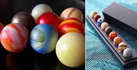 И снова конфеты-планеты. Шоколадный планетарий от L'éclat — фото 4