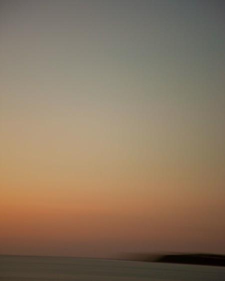 Oyster Pond, Montauk, Нью-Йорк, 7:58 вечера