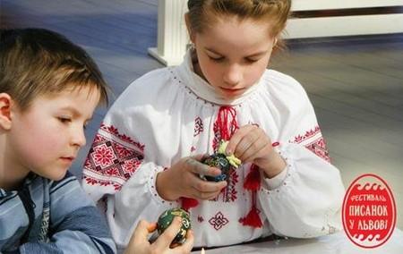 Фестиваль писанок во Львове – традиции по-новому — фото 30