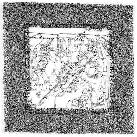 Проволочные фантазии C.W. Roelle — фото 31