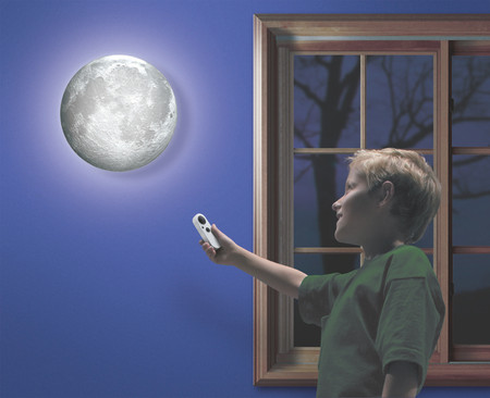 "Moon In My Room — ""Луна в моей комнате"""