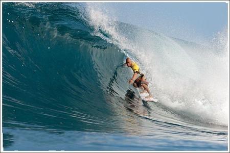 В последнем туре чемпионата за звание сильнейшего борются 16 серферов