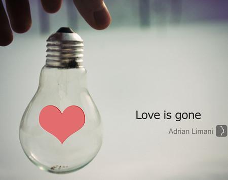 Любовь прошла ,,,