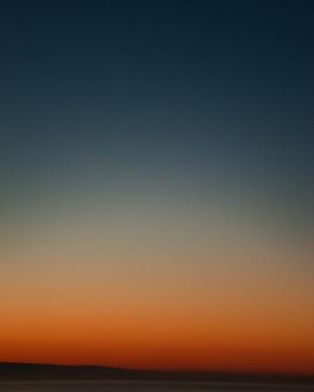 Napeague Bay, Нью-Йорк, 7:44 вечера