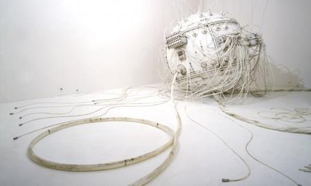 Белая сказка скульптора Мотохико Одани (Motohiko Odani) — фото 5