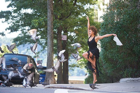 Арт-проект «Танцоры среди нас» Джордана Мэттера (Jordan Matter) — фото 51