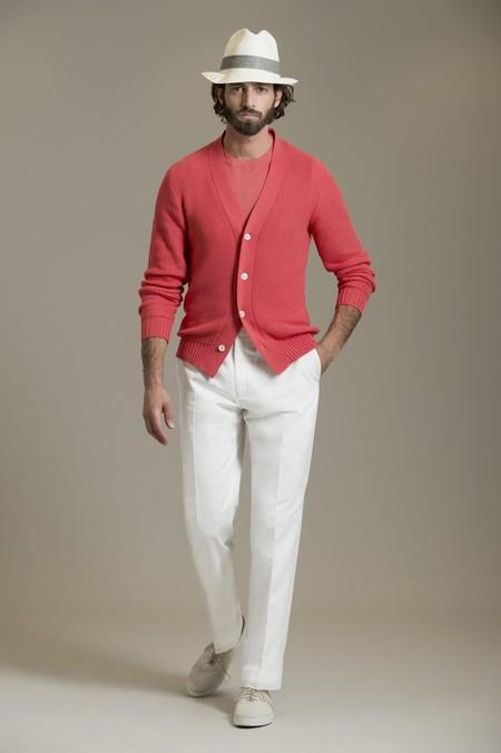 Немного цвета для мужчин – коллекция Brioni сезона весна-лето 2013 — фото 9