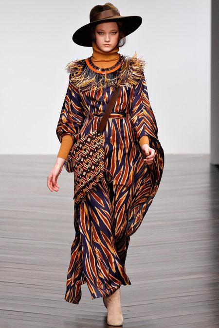 Issa осень-зима 2013-2014 – коллекция от личного стилиста герцогини — фото 33