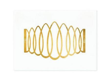 Драгоценные тату от золотого бренда Dior — фото 4