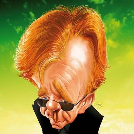 Современные карикатуры на голливудских звезд — фото 9