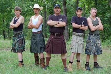 Килты и другие мужские юбки – быть или не быть?)) — фото 16
