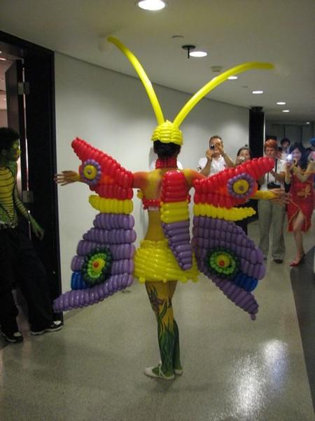 Твистинг – скульптуры из воздуха, или надувательство ))) Фигуры из воздушных шариков — фото 30