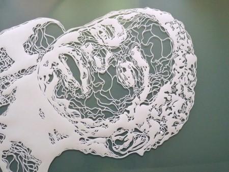 Крис Траппениерс (Kris Trappeniers) – бумажный скульптор — фото 5