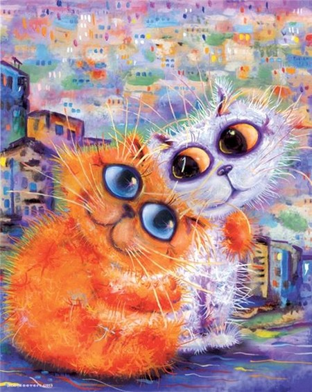 Коты и кошки Бориса Касьянова — фото 18
