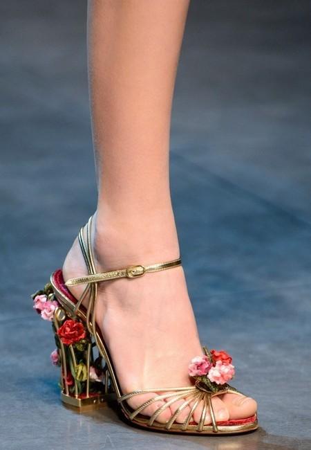 Dolce & Gabbana осень-зима 2013-2014 – когда всего слишком много — фото 110