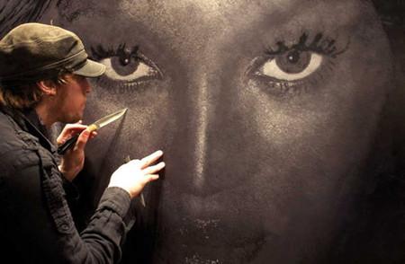 Ножом по коже – рисунки Марка Эванса — фото 16