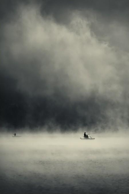 Туманные пейзажи на красивых снимках Богуслава Стремпеля — фото 4
