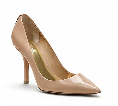 Коллекция обуви от Coach весна-лето 2013 – каблуки, платформа, мокасины, сандалии! — фото 5