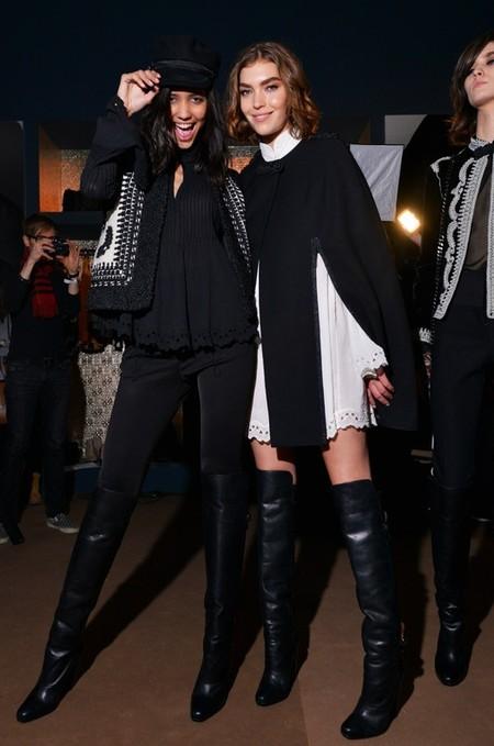 H&M выходит на подиумы – коллекция осень-зима 2013-2014 — фото 34