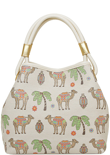 Верблюды + лето + пэчворк = сумочки от Braccialini — фото 4