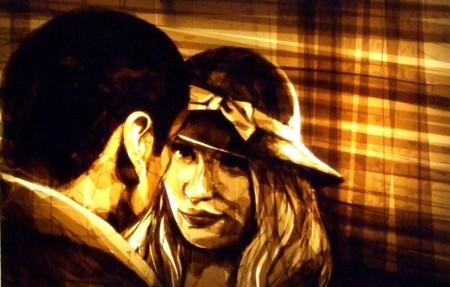 Скотч и скальпель в искусстве – удивительные картины Макса Зорна — фото 6