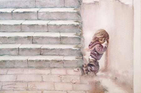 Маленький ангел советуется со своими