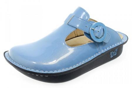 Обувь из Калифорнии – сабо ALEGRIA — фото 24