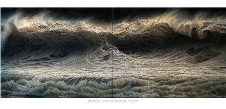 Искусство рисовать глубину – картины Рэна Ортнера — фото 4