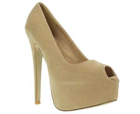 Туфли цвета «нюд» - новая классика! С чем носить, как комбинировать — фото 48
