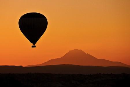 Апельсиновое небо, оранжевый закат – фотографии Суха Дербент (Süha Derbent) — фото 10