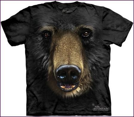 Настоящий звериный принт на футболках The Mountain — фото 11