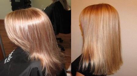 Модное окрашивание – эффект выгоревших на солнце волос — фото 16